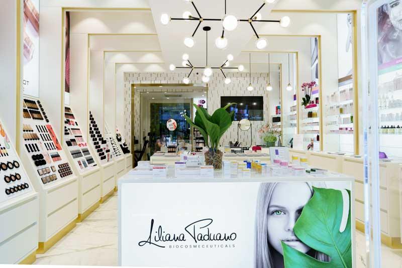 "The first ""Beautyque"" Liliana Paduano bears the signature of Studio Apostoli"