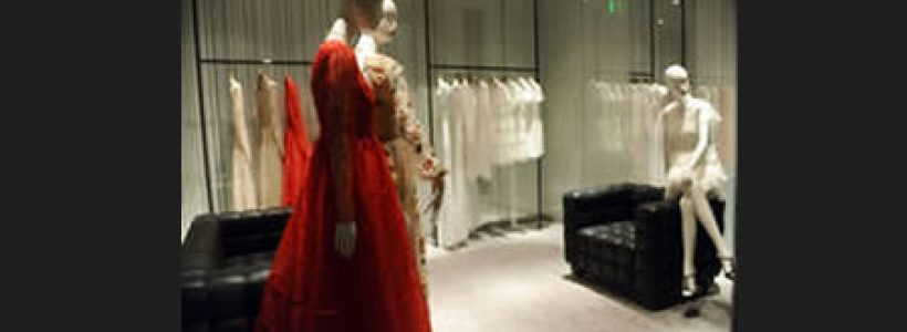 VALENTINO apre a Beverly Hills, in Rodeo Drive.