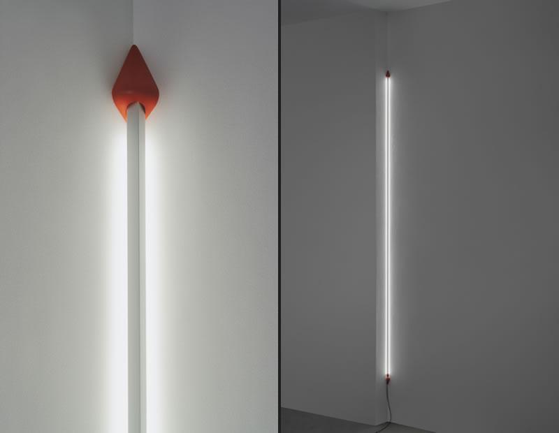 Foris l'Origine delle Idee presenta la nuova lampada Spigolo
