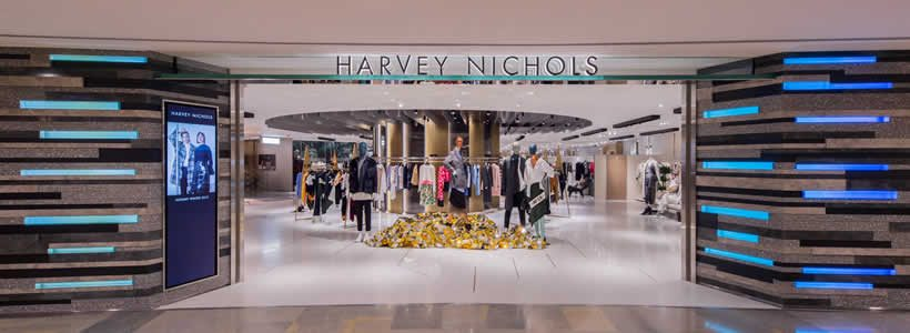 Harvey Nichols Hong Kong Shopping Experience by Studio Four IV