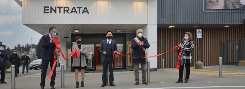 Il Gruppo Maxfactory inaugura il nuovo Mega Store di Cesano Maderno