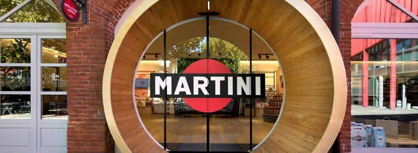 L'iconico brand Martini ha scelto Conrotto Progetti per il restyling del Museo interattivo alle porte di Torino