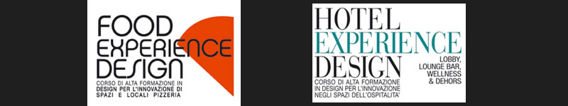 Borse di studio per i corsi di alta formazione Food Experience Design e Hotel Experience Design