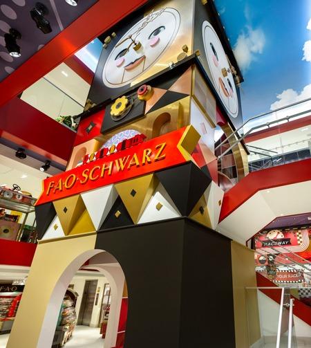 Prénatal Retail Group porta in Italia Fao Schwarz