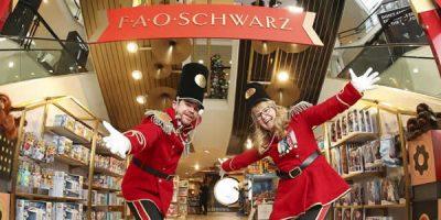 Prénatal Retail Group porta in Italia Fao Schwarz.