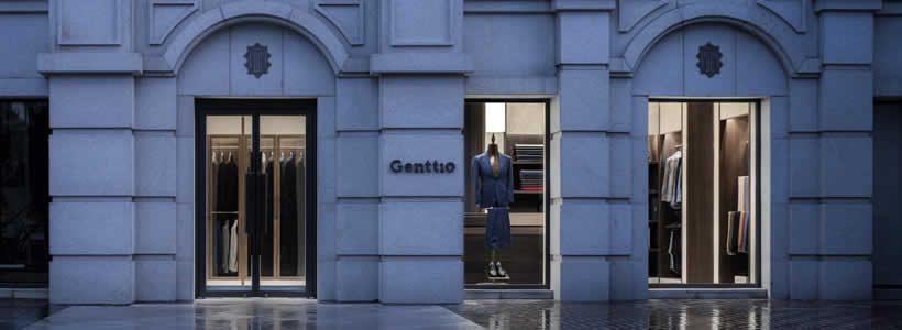 GENTTIO Flagship store Beijing