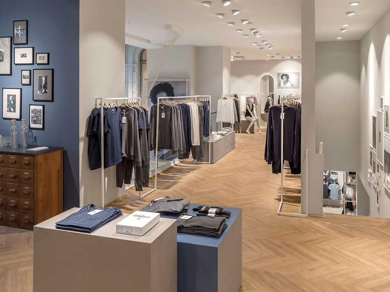 Schiesser Retail Concept by Atelier 522