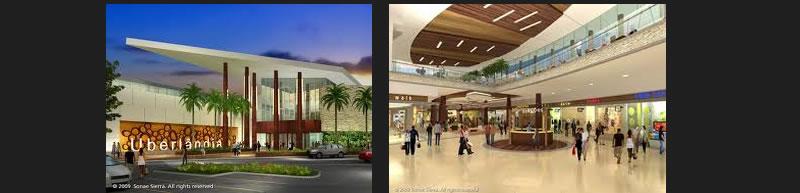 Sonae Sierra Brazil, ha inaugurato l' Uberlândia Shopping