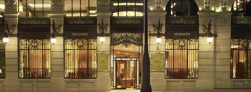 Hermès Galería Canalejas, Madrid