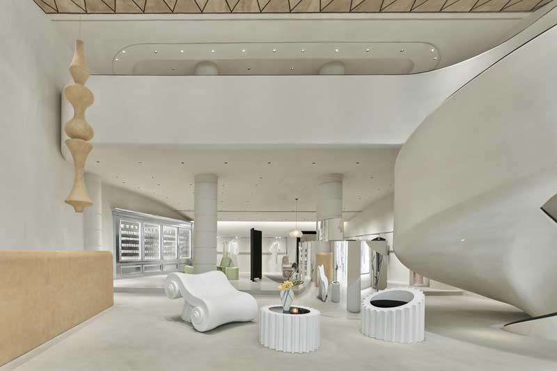 Maó Space Guangzhou progettato da One Fine Day Studio & Partners