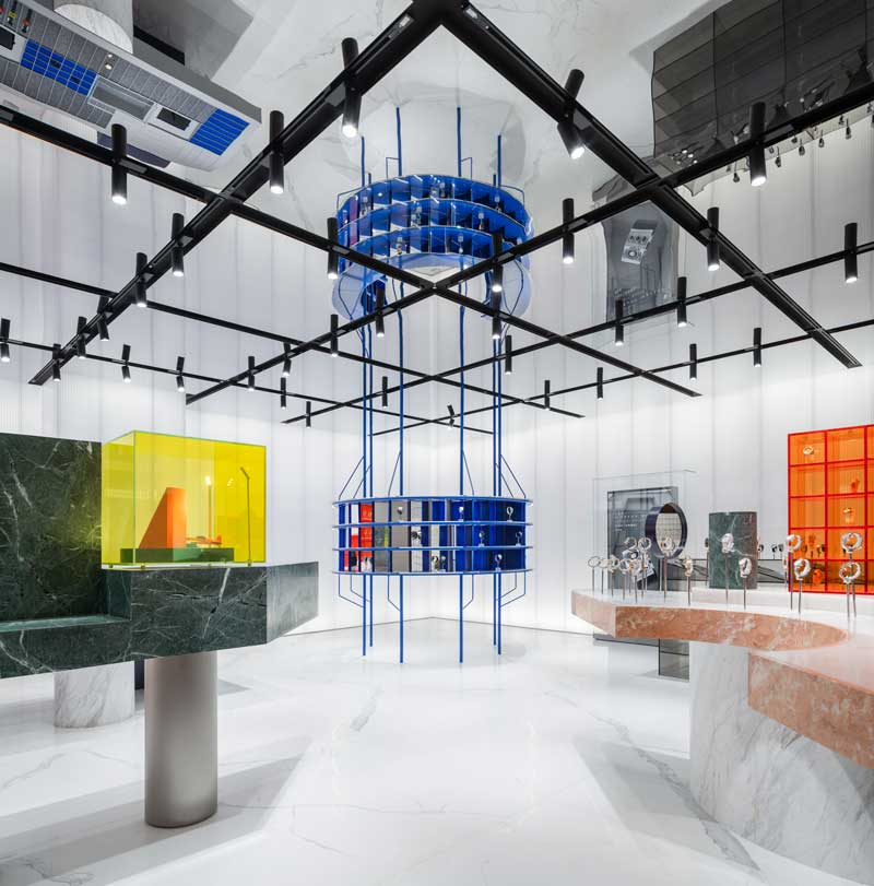 Concept store Momic by atelier tao + c