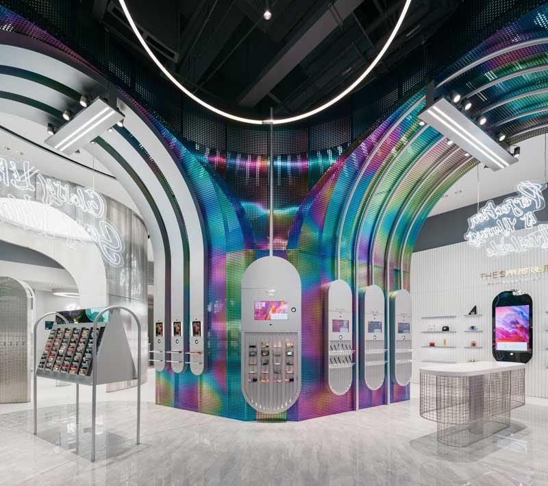 Storeage progetta il primo store del marchio B+Tube in Cina