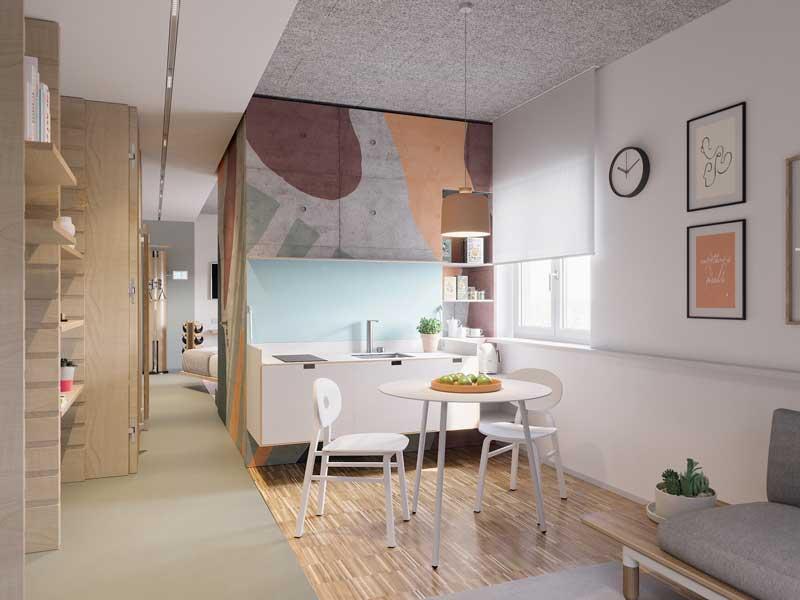 Demo Hotel - Suite Smoove FDA Architetti