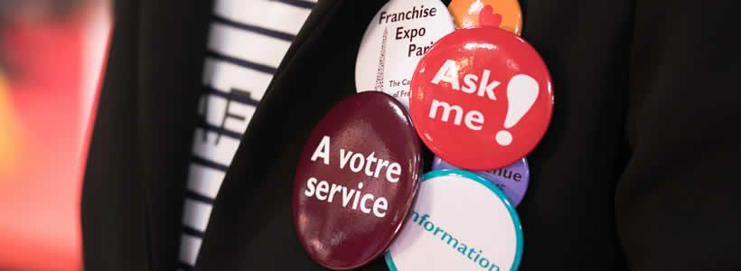 Franchise Expo Paris – The international  franchise marketplace