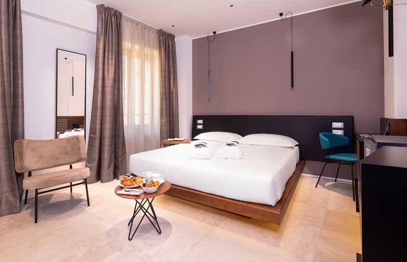 Calligaris Group arreda il The Corner Duomo Hotel di Milano