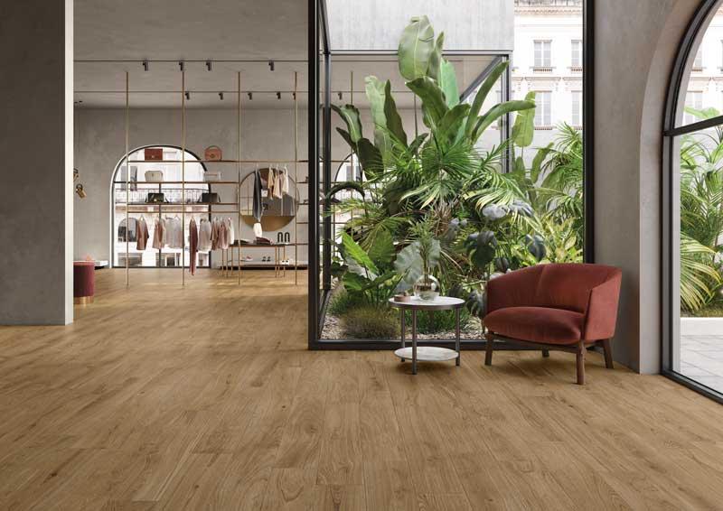Lineo di Ceramiche Keope: un dialogo continuo tra design e naturalità nell'effetto legno di Ceramiche Keope