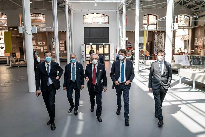 Inaugurato ufficialmente l'ADI Design Museum – Compasso D'oro