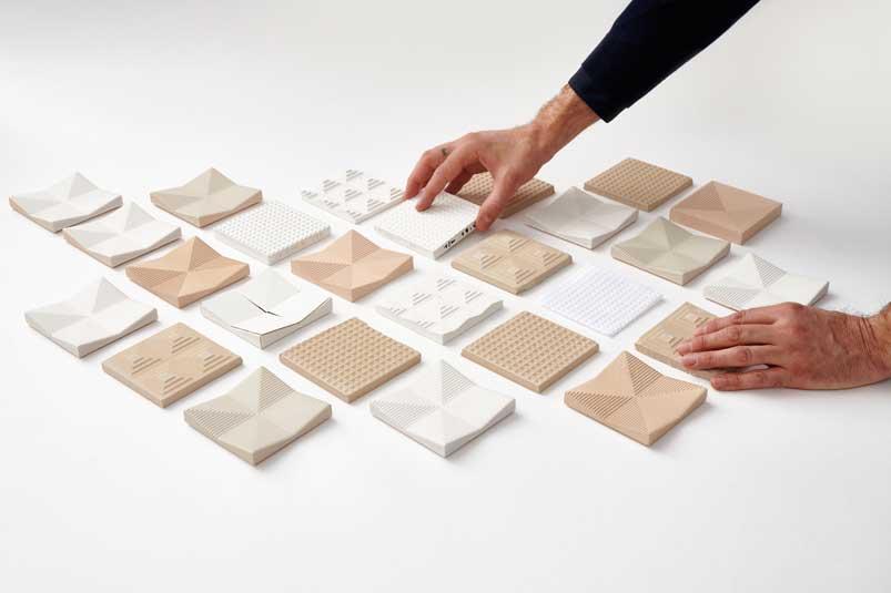 PIQUÉ collezione di ceramiche by José Manuel Ferrero