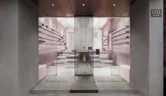 COSMETEA Retail Concept Shanghai