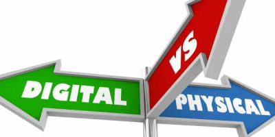 Physical Vs Digital