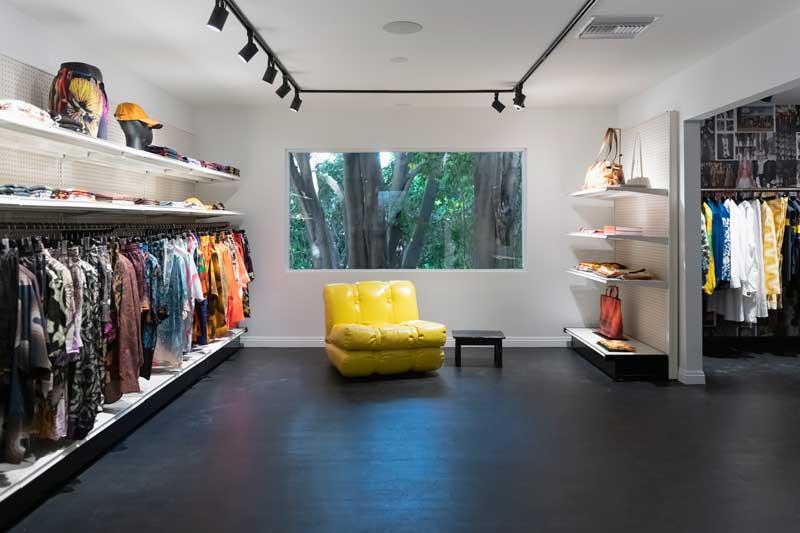 Flagship Store Dries Van Noten, Los Angeles