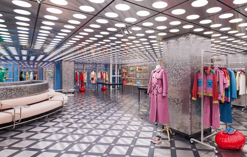 Gucci opens 2nd flagship store in Seoul