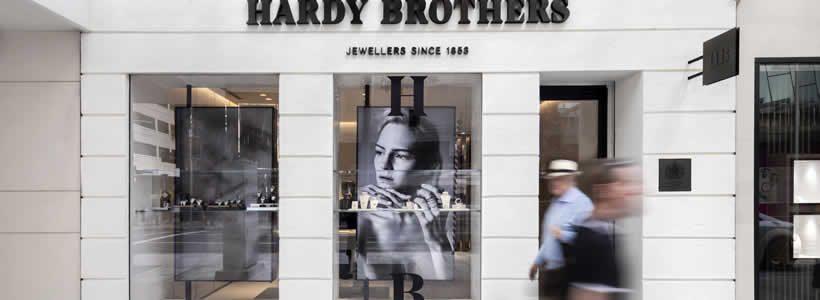Gioielleria Hardy Brothers a Brisbane