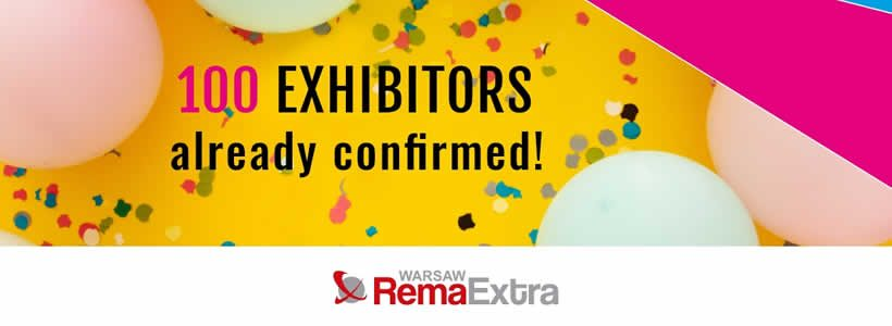 Registration of visitors for the RemaExtra 2021 has started!