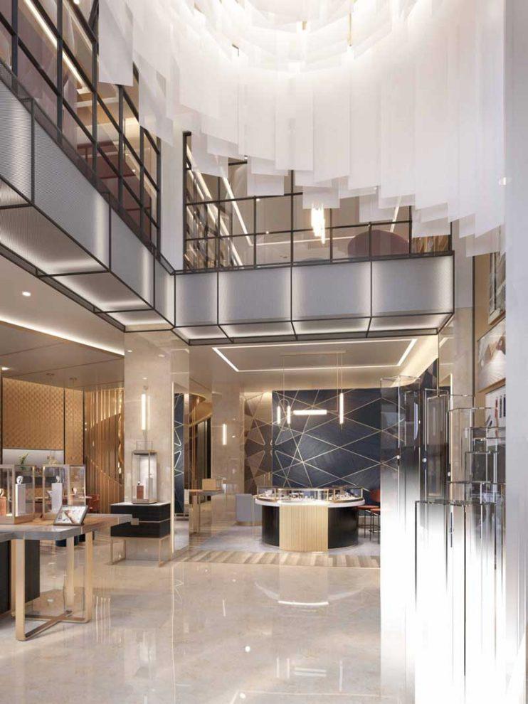 Vacheron Constantin ha aperto un flagship store nel cuore di New York