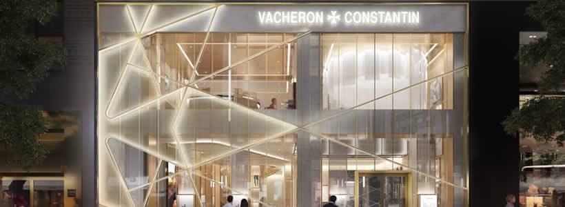 Vacheron Constantin: nuovo flagship store a New York
