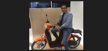 Cesar De Armas: Retail Manager di Askoll