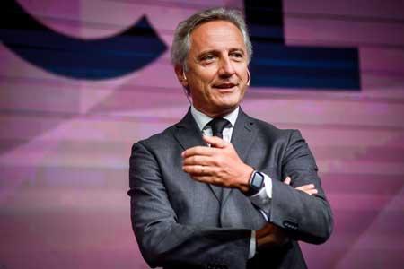 JEROME FAVIER CEO Gruppo Damiani