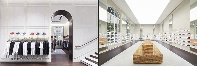 Kith Paris flagship store