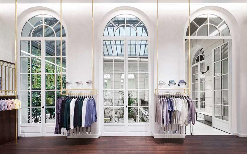 Lo Studio Snarkitecture progetta la più grande boutique Kith in Europa