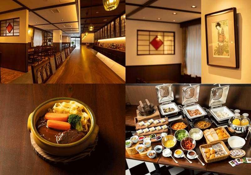 The design of HOTEL ARU KYOTO by Garde