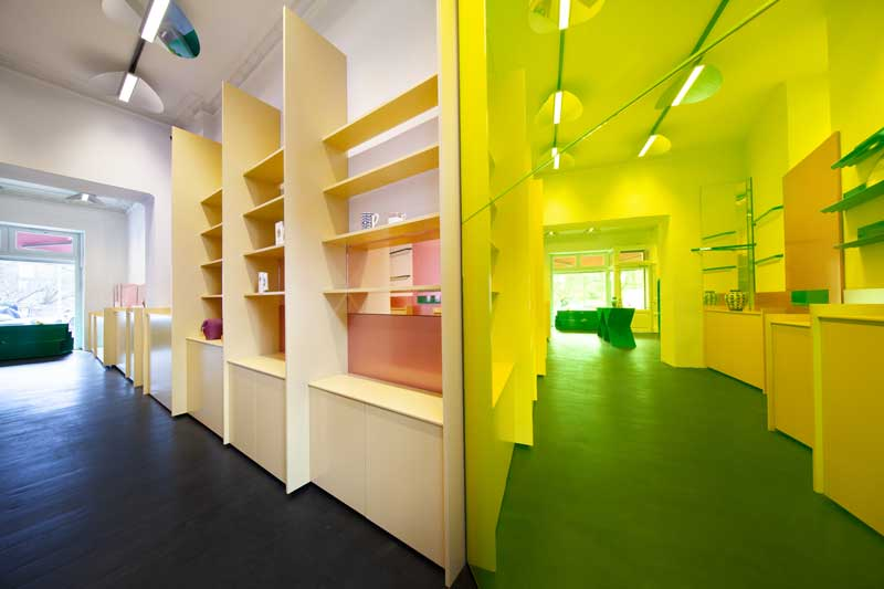 Gonzalez Haase introduces a bright new interior to MDC next door