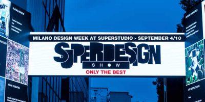 Milano Design Week. SUPERSTUDIO presenta SUPERDESIGN SHOW 2021