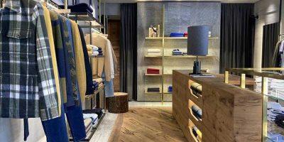Storagemilano firma la nuova boutique Brooksfield di Courmayeur