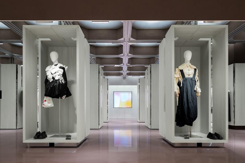 J1M5 Changeable Fashion Boutique by Various Associates