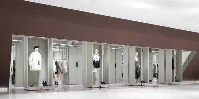 Boutique J1M5 uno spazio in metamorfosi