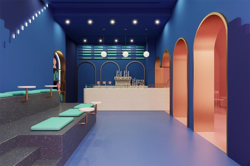 CLOUD&CO. Ice Cream Shop - Doha