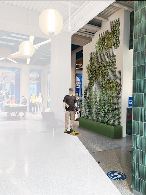 """OREFICI11, multi brand concept store in via Orefici 11, si trasforma in una """"Urban Oasis"""" nel cuore di Milano"""