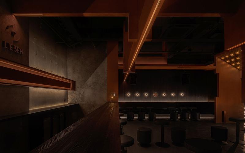 Lieben Bar by All Design Studio