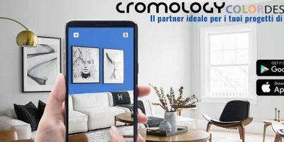 Nasce la COLOR DESIGN APP di CROMOLOGY ITALIA