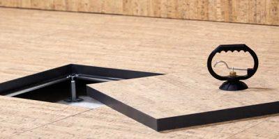 Nesite introduces the new Cork raised floor
