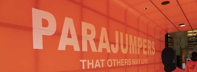 PARAJUMPERS – Nuovo pop-up nelle Galeries Lafayette a Parigi
