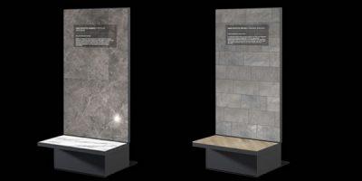 Da Voilàp Digital la soluzione per innovare le esposizioni di ceramiche, superfici e rivestimenti negli showroom: arriva TILE CORNER